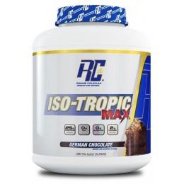Протеин изолят RONNIE COLEMAN ISO-TROPIC MAX (1,5 кг)