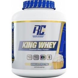 Сывороточный протеин King Whey Ronnie Coleman (2270 г)