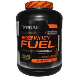 Протеин сывороточный TWINLAB 100% Whey Protein Fuel (2,27 кг)