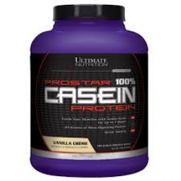 Протеин Казеин Ultimate Nutrition PROSTAR Casein (0.9 кг)