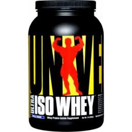 Протеин изолят Universal Nutrition ULTRA ISO WHEY (908 г)