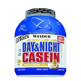 Казеин Weider DAY and NIGHT Casein (1800 г)