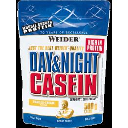 Казеиновый протеин Weider DAY and NIGHT Casein (500 г)