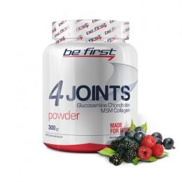 Для суставов и связок Be First 4joints Powder (300 г)