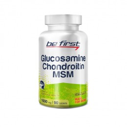 Glucosamine + Chondroitin + MSM Tablets (90 таб)