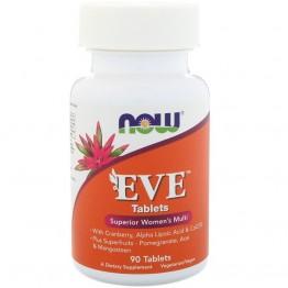 Now Foods EVE мультивитамины для женщин