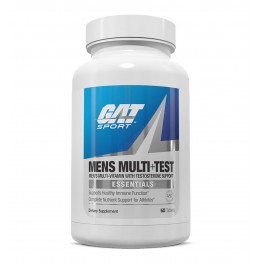Витамины GAT Mens Multi + Test 150 таблеток