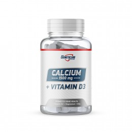 Calcium + vitamine D3 GeneticLab (90 таблеток)