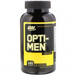 Витамины Optimum Nutrition, Opti-Men 240 таблеток