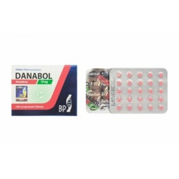 Данабол Balkanpharma Danabol 100 таб (10мг/1таб)