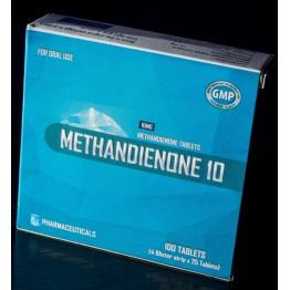 Метан Ice Pharma 100 таблеток (1 таб 10 мг)