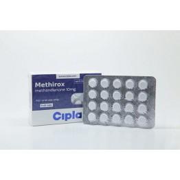 Метан Cipla Methirox 100 таблеток (1таб/10мг)