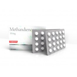 Метан Methandienone Swiss Remedies 100 таблеток (1 таб 10 мг)