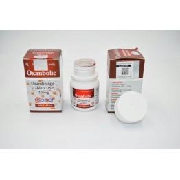 Оксандролон Cooper 100 таблеток (1 таб 10 мг)