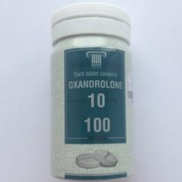 Анавар Olymp labs (OXANDROLONE) 100 таблеток (1 таб 10 мг)