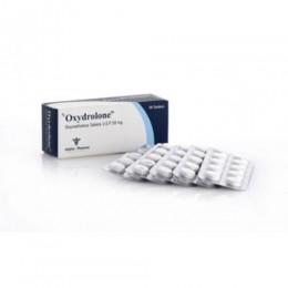 Oxydrolone (Оксиметолон, Анаполон) Alpha Pharma 50 таблеток (1 таб 50 мг)