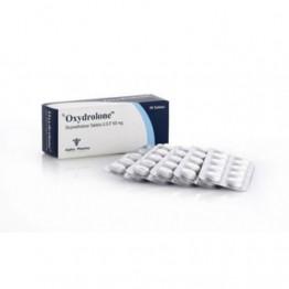 Oxydrolone (Оксиметалон, Анаполон) Alpha Pharma 50 таблеток (1 таб 50 мг)