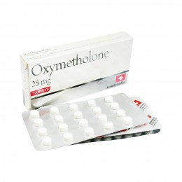 Оксиметалон Swiss Remedies Oxymetholone 100 таблеток (25мг/1таб)