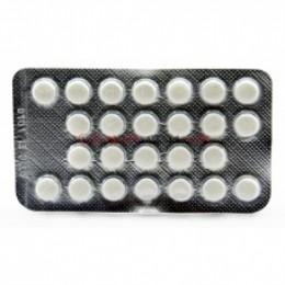 Androver (Анаполон, Оксиметалон) Vermodje 25 таблеток (1 таб 50 мг)