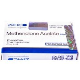 Примоболан (Methenolone Acetate ) ZPHC 50 таблеток (1 табл./25 мг)