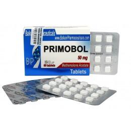 Примоболан (Primobol) Balkan Pharmaceuticals 20 таблеток (1 табл./50 мг)