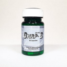 GHRP-6 Alcaloid 30 капсул (1 капсула/160 мг)