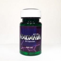 Radarin RAD140 Alcaloid 30 капсул (1 капсула/60 мг)