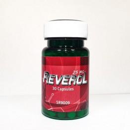 Reverol (SR9009) Alcaloid 30 капсул (1 капсула/25 мг)