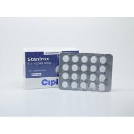 Станазолол Cipla Stanirox 100 таблеток (1таб/10мг)