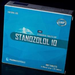 Станазолол Ice Pharma 100 таблеток (1 таб 10 мг)