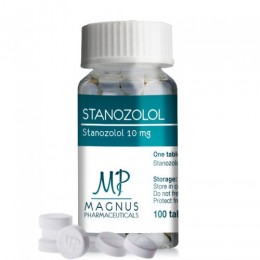 Станозолол Magnus Stanozolol 100 таблеток (10 мг)
