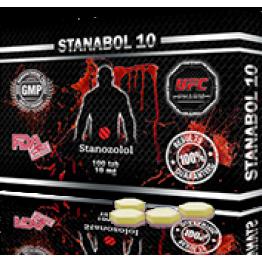 Stanabol (Станозолол, Винстрол) UFC Pharm 100 таблеток (1 таб 10 мг)