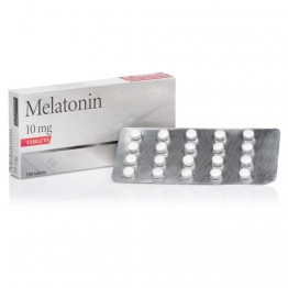Мелатонин Swiss Remediess Melatonin 100 таблеток (1 таб 10 мг)