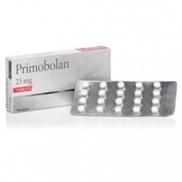 Примоболан (Primobolan) Swiss Remediess 100 таблеток (1 табл./25 мг)