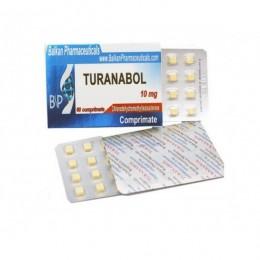 Turanabol (Туринабол) Balkan 100 таблеток (1 таб 10 мг)