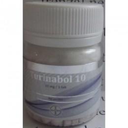 Туринабол Bayer 100 таблеток (1 таб 10 мг)