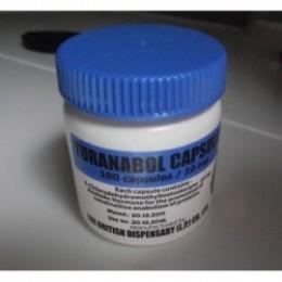 Туринабол British Dispensary 100 таблеток (1 таб 10 мг)