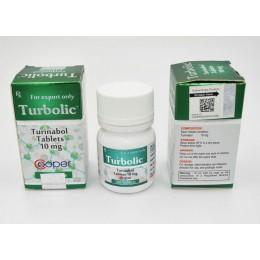 Туринабол Cooper 100 таблеток (1 таб 10 мг)