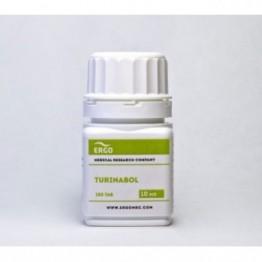 Туринабол Ergo 100 таблеток (1 таб 10 мг)