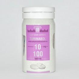 Туринабол Олимп (Turinabol) 100 таблеток (1 таб 10 мг)