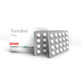 Туринабол Swiss Remedies Turinabol 100 таблеток (1 таб 10 мг)
