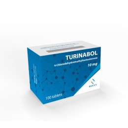 Туринабол Biolex 100 таблеток (1таб/10мг)