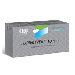 TURINOVER (Туринабол) Vermodje 100 таблеток (1 таб 10 мг)