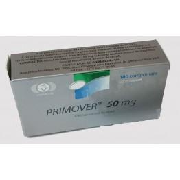 Примоболан (Primover) Vermodje 100 таблеток (1 табл./50 мг)