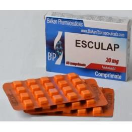 Сиалис Balkan Esculap 60 таблеток (1 таб 20 мг)