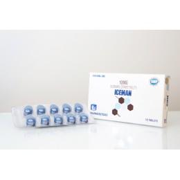 Силденафил ICEMAN Ice Pharma 10 таблеток (100мг/1таб)