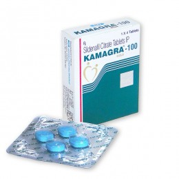 Виагра Kamagra Gold (Силданефил цитрат) Centurion Labaratories 4 таблетки (1таб 100 мг)