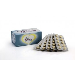 Тадалафил Alpha Pharma Tadali 20 (1 таб/20мг) (10 таблеток)