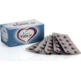 Варденафил Alpha Pharma Vardif 10 таблеток (1 таб/20 мг)