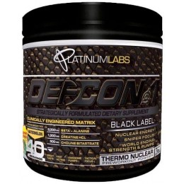 Предтреник Defcon 1 Black Label Platinum Labs (328 г)